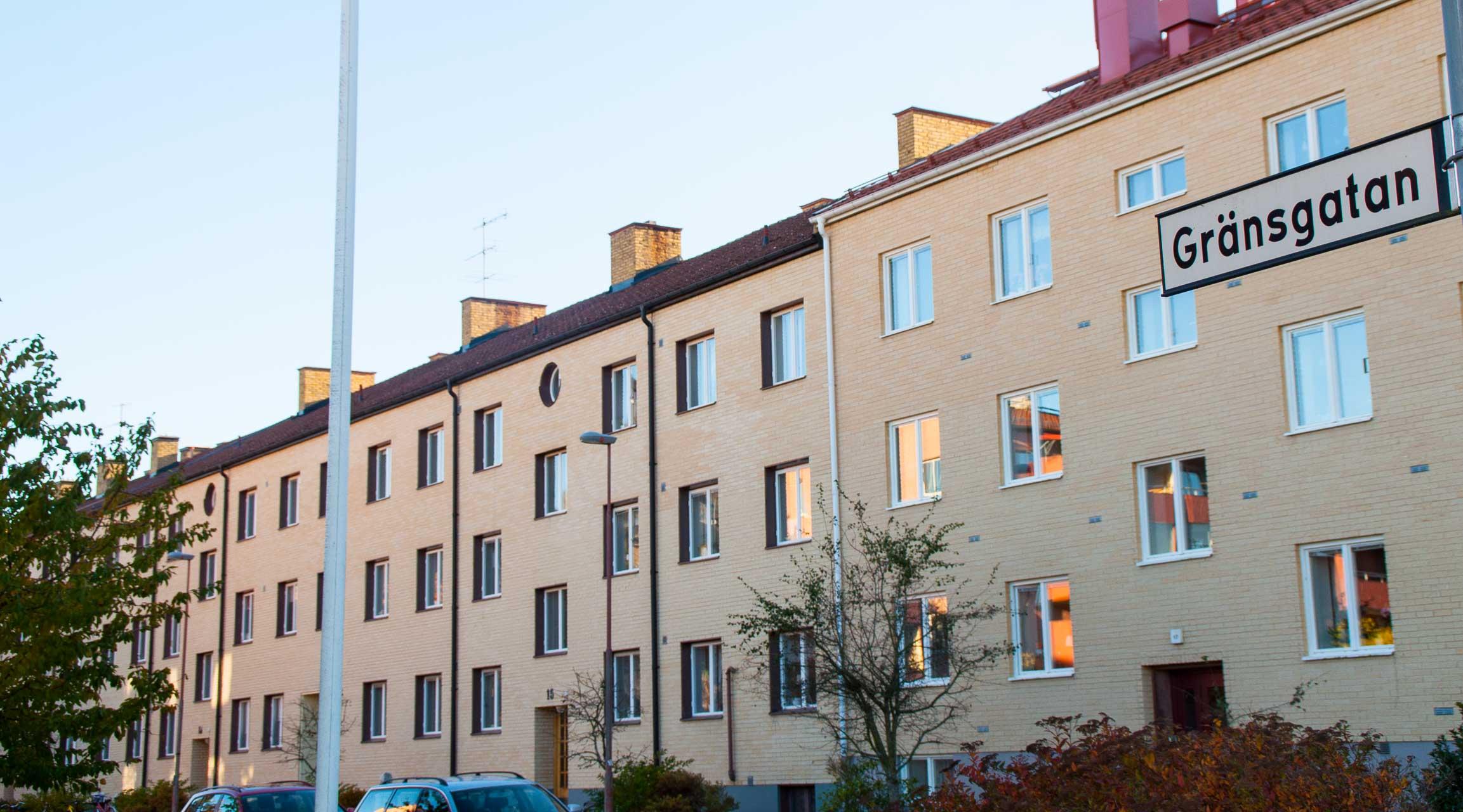 Gränsgatan 13-15, Jönköping