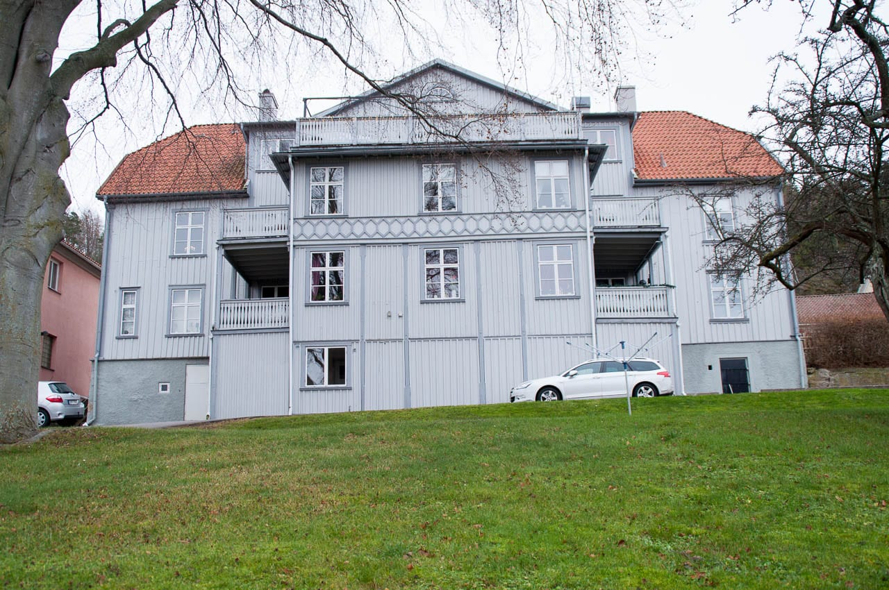 Brahegatan 33, Gränna