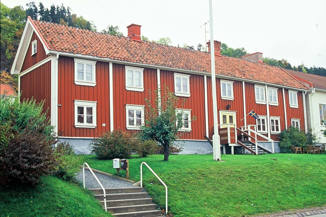 Brahegatan 56, Gränna