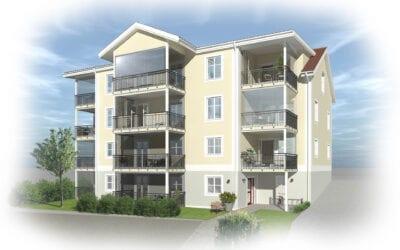 Sjögatan 31 – elva nya lägenheter